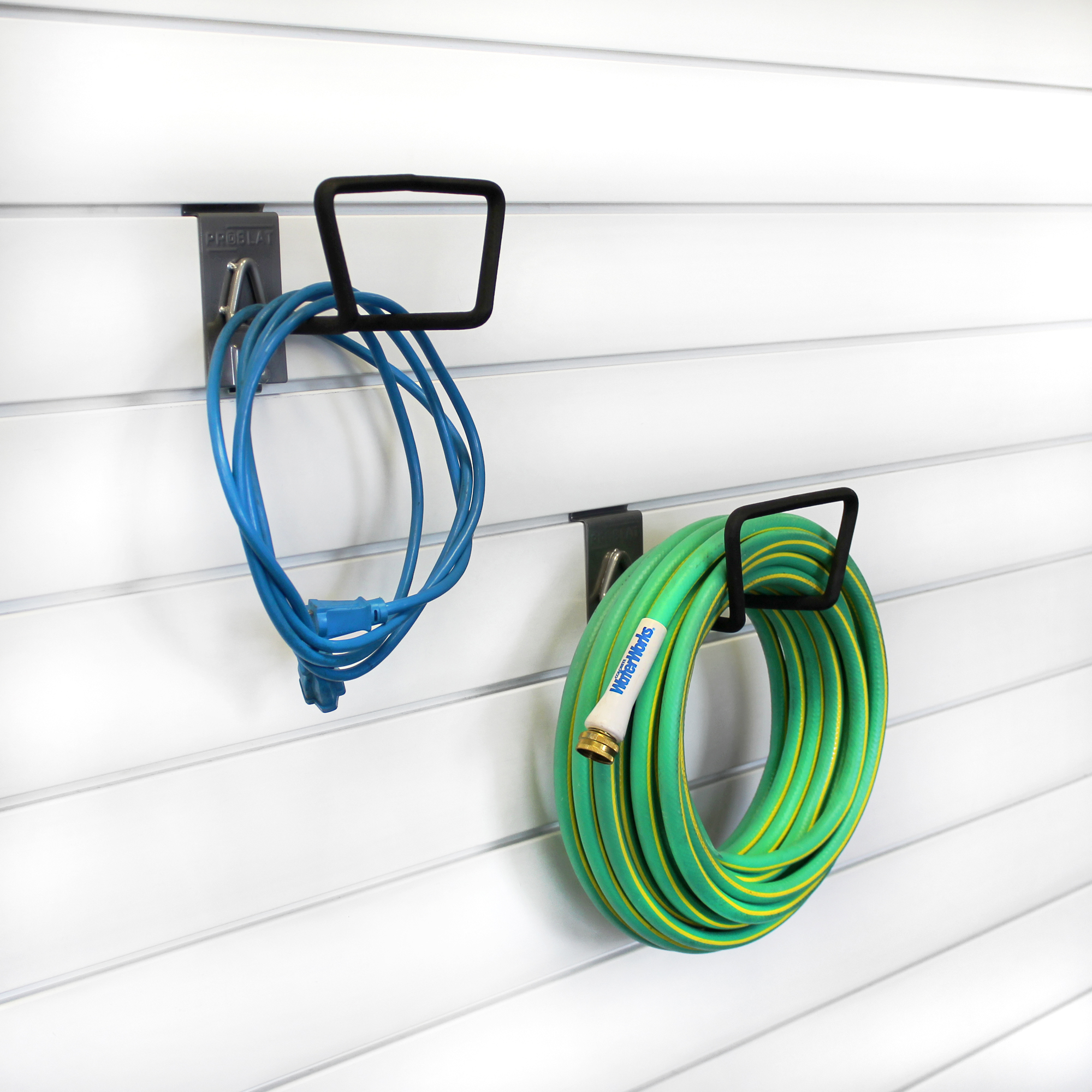 Beau ... Proslat Hose Rope And Extension Cord Holder 2 Pack The Garage  Commercial Duty Steel Garden ...